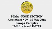 Coelsanus takes part in PLMA 2018
