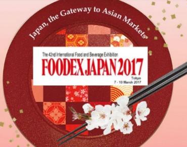 Coelsanus participe à Foodex 2017