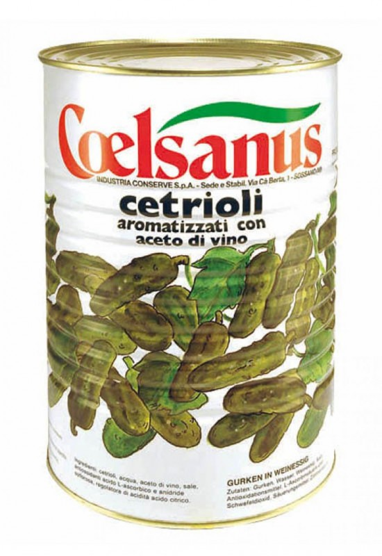 Cetrioli Grossi