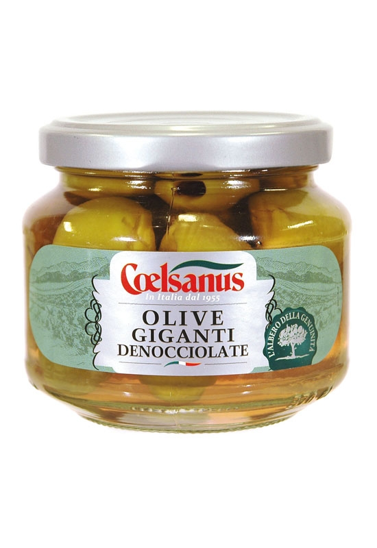 Pitted Giant Olives