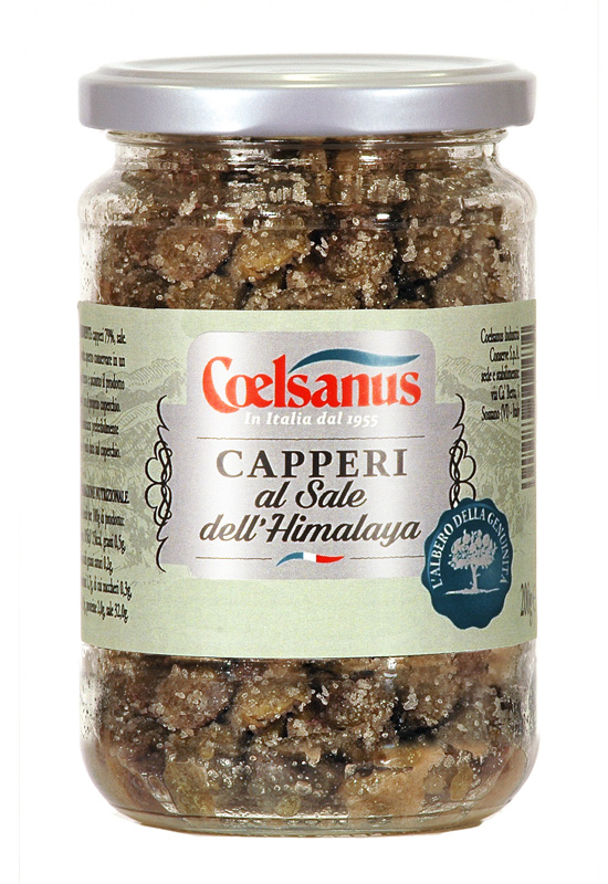 Capperi al Sale dell'Himalaya